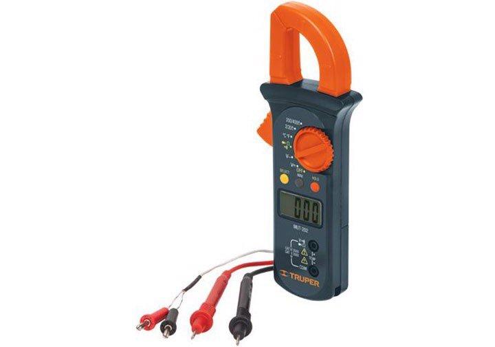 600V Ampe kìm đo dòng điện Truper 10404 (MUT-202)