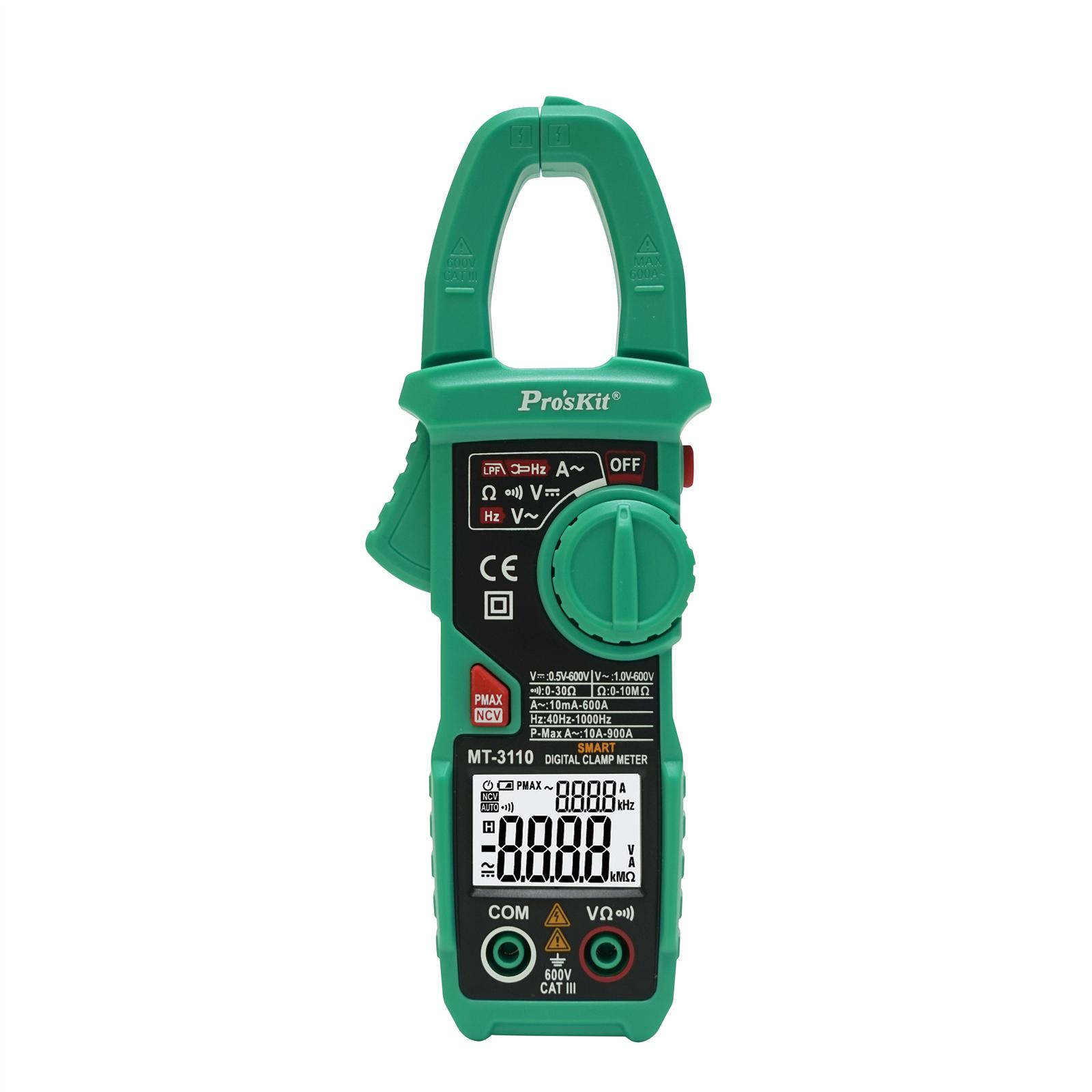 Ampe kẹp dòng điện tử AC Pro'skit MT-3110