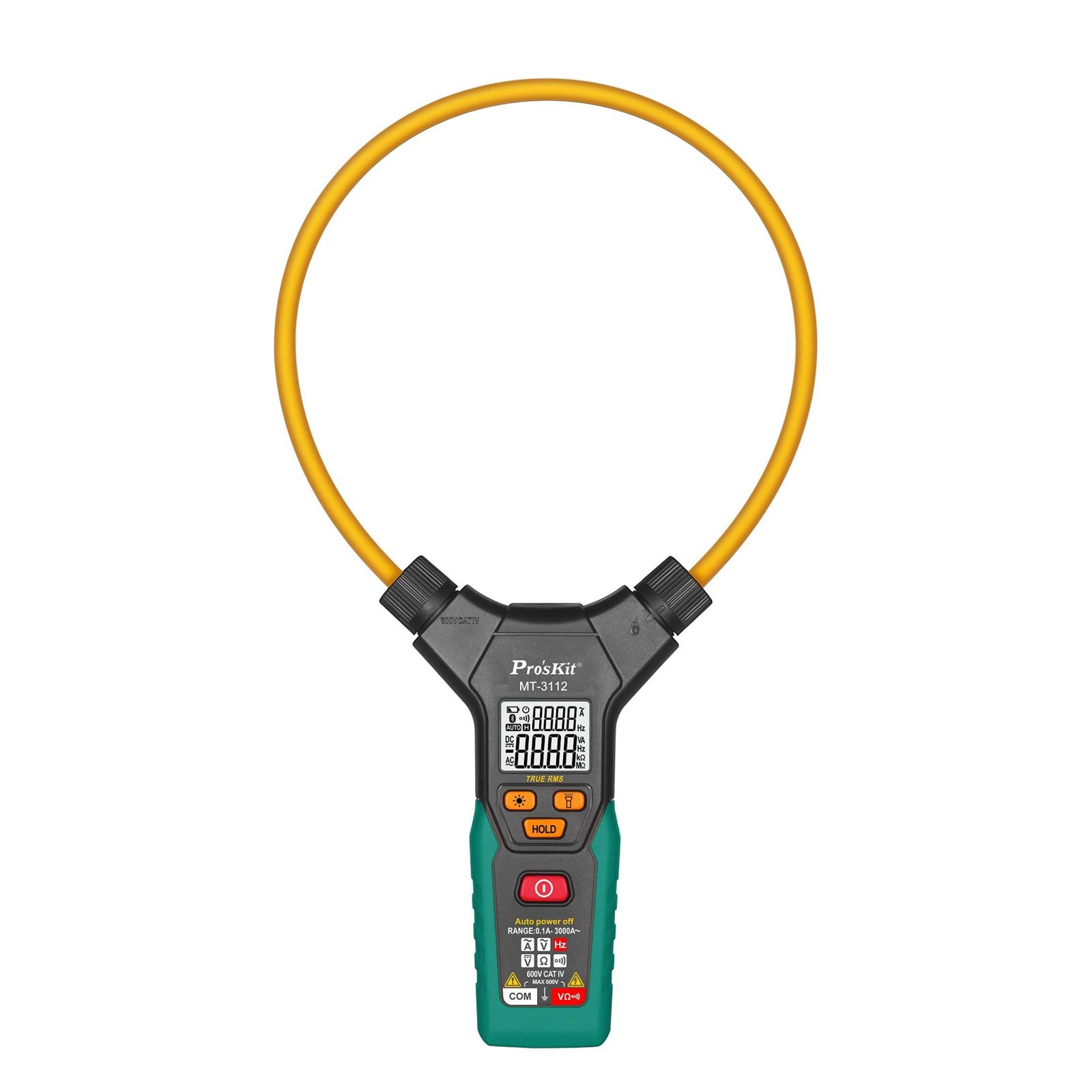 Ampe kẹp dòng điện tử TrueRMS Pro'skit MT-3112