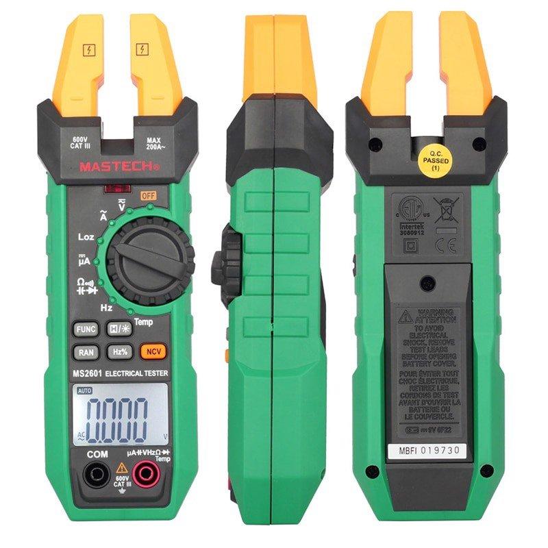 Ampe kìm dòng AC Mastech MS2601