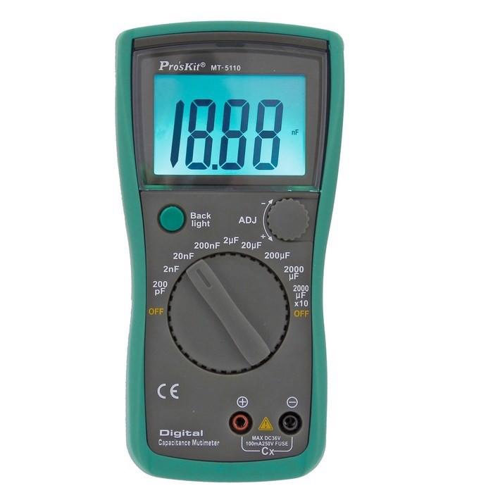 Đồng hồ đo tụ Pro'skit MT-5110