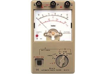 Đồng hồ đo điện trở đất Kaise SK-3710