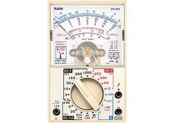 Đồng hồ vạn năng chỉ thị kim Kaise SK-355