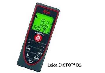 60m Máy đo khoảng cách Leica Disto D2