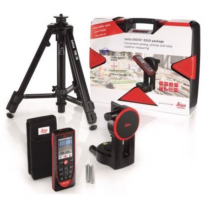 Bộ máy đo khoảng cách laser Leica DISTO D510 Pack