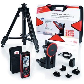 Bộ Máy đo khoảng cách laze Leica DISTO D810 Package