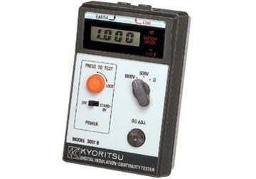 Đo điện trở cách điện Kyoritsu 3001B