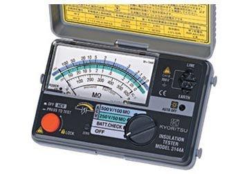 Đo điện trở cách điện Kyoritsu 3161A
