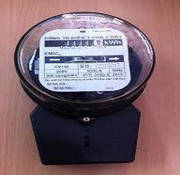 Đồng hồ công tơ Emic 1P 5(20)A - 10(40)A