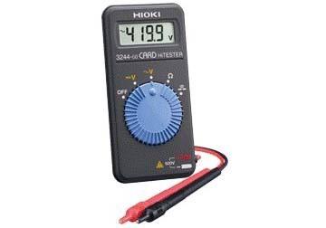 Đồng hồ DMM bỏ túi Hioki 3244-60