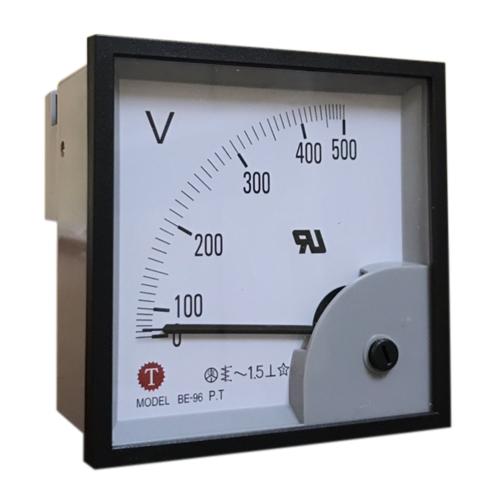 Đồng hồ đo điện áp Taiwan Meter BE-96500V