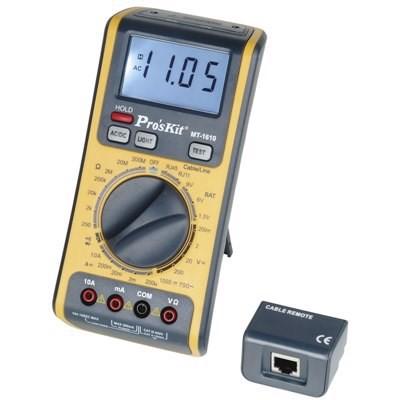 Đồng hồ đo điện tử 3 in 1 Pro'skit MT-1610