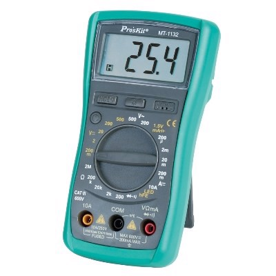 Đồng hồ đo điện tử Pro'skit MT-1132