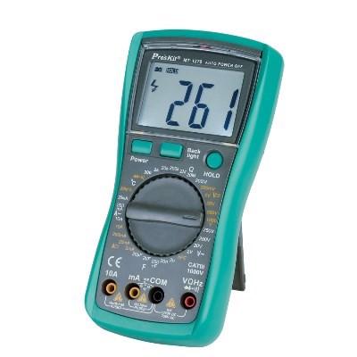Đồng hồ đo điện tử Pro'skit MT-1270