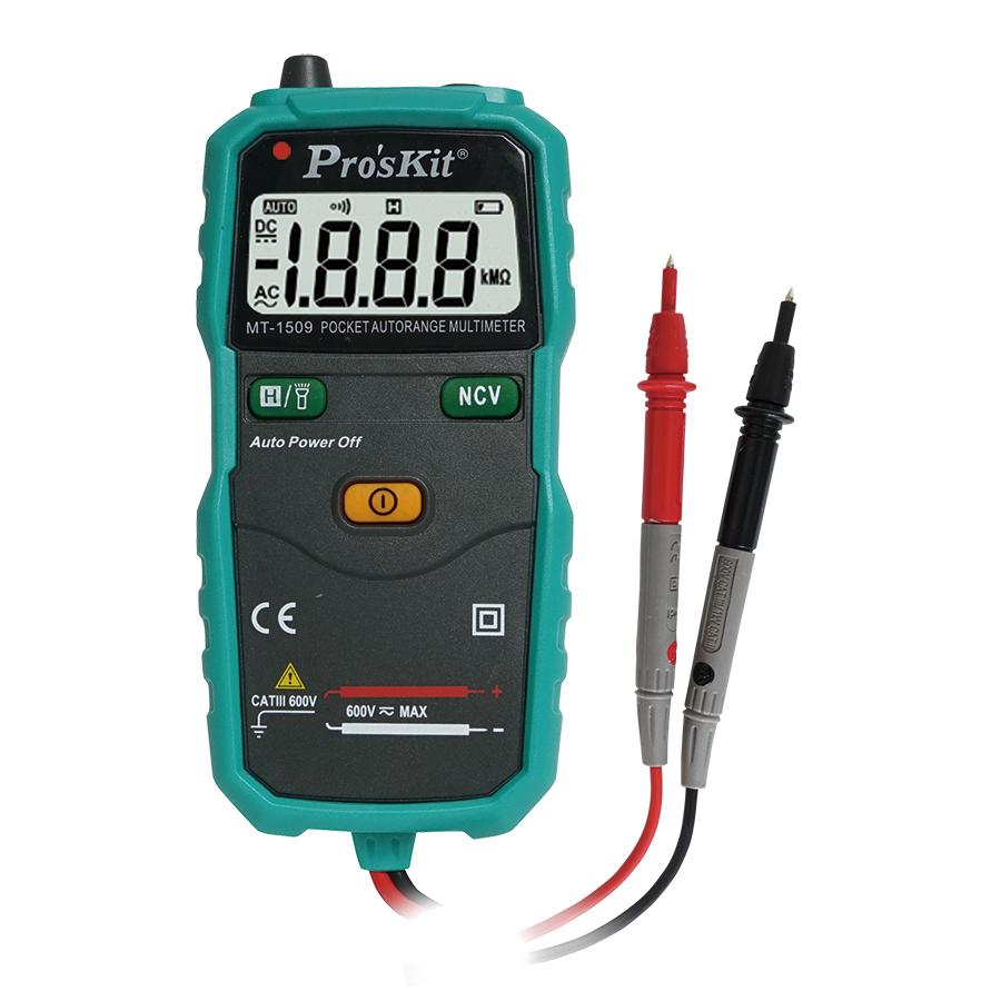Đồng hồ đo điện tử Pro'skit MT-1509