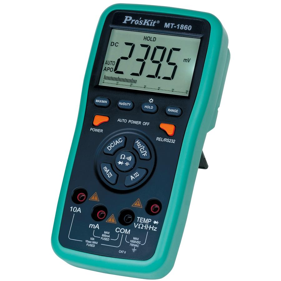 Đồng hồ đo điện tử Pro'skit MT-1860