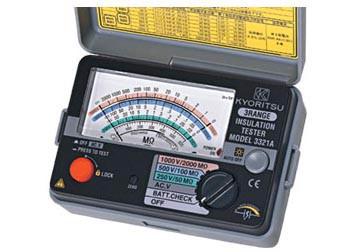 Megomet đo điện trở cách điện Kyoritsu 3321A