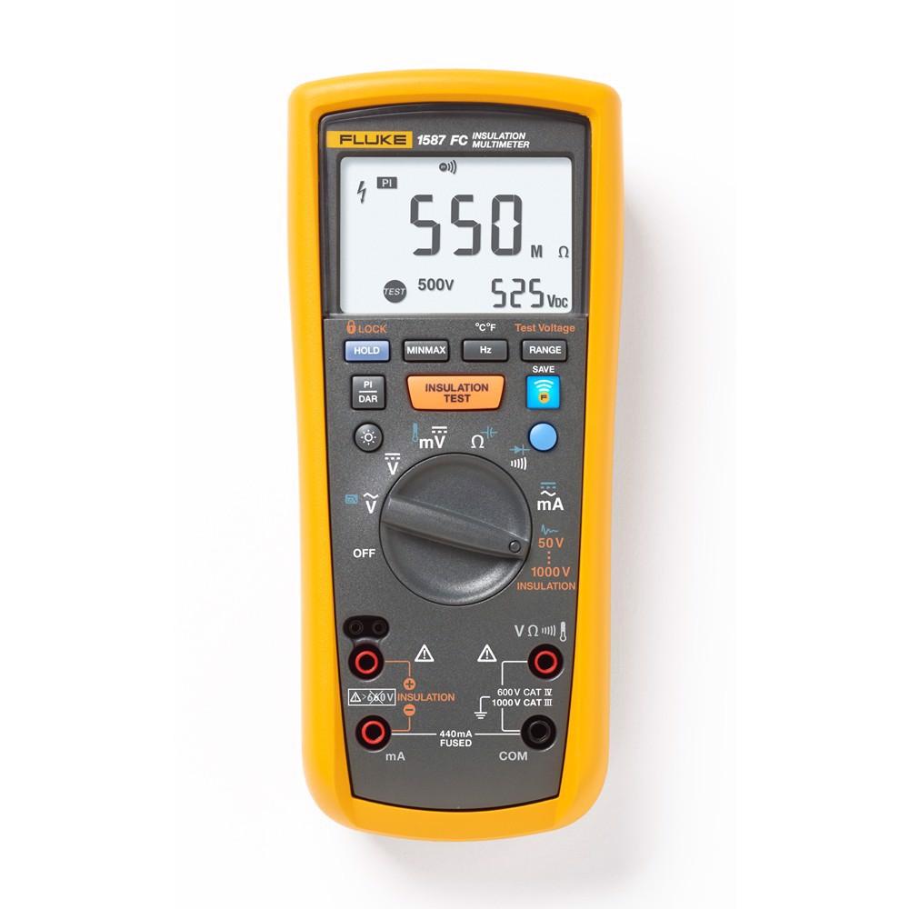 Thiết bị đo điện trở cách điện FLuke 1587