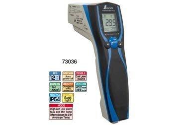 550°C Máy đo nhiệt độ hồng ngoại Shinwa 73036