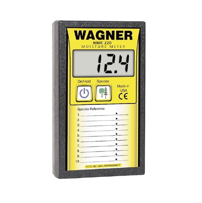 Đồng hồ đo độ ẩm gỗ Wagner MMC-220