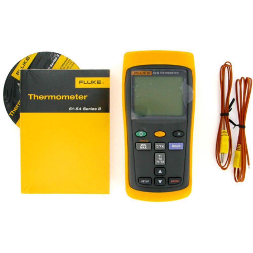 Máy đo nhiệt độ tiếp xúc Fluke 52 II