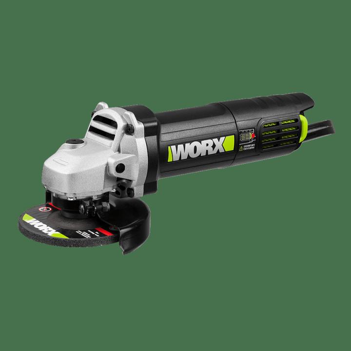 100mm Máy mài góc 720W (Công tắc đuôi) Worx Green WU810