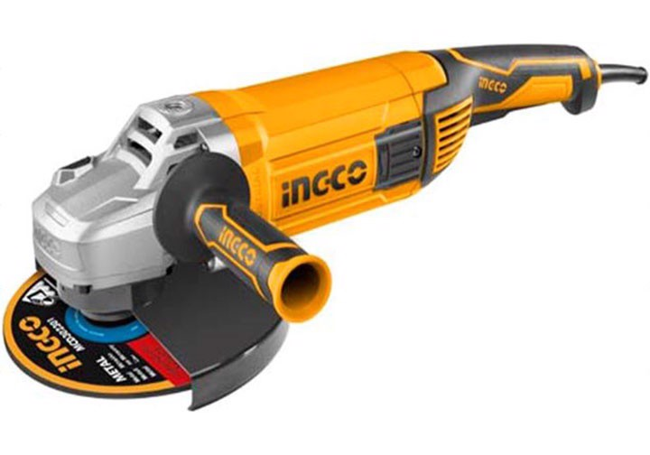 "180mm (7"") Máy mài góc 2400W INGCO AG240082"