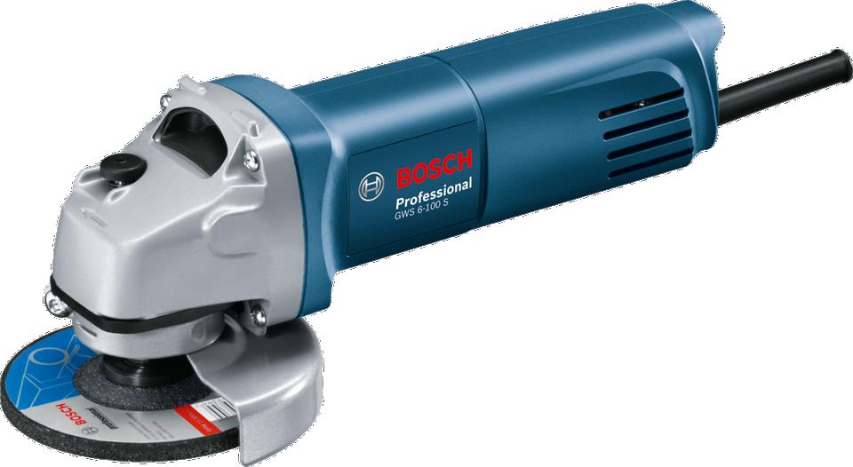 "4"" Máy mài góc Bosch GWS 6-100S"