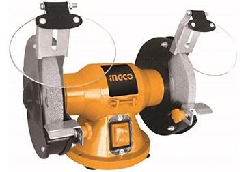 """6"""" (150mm) Máy mài để bàn 2 đá 150W INGCO BG61502"""