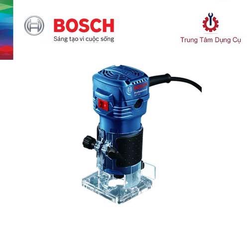 6.35mm Máy phay Bosch GKF 550