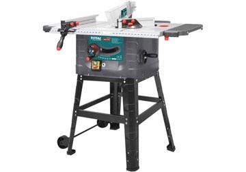 """10"""" (254mm) Máy cưa bàn gỗ 1500W TOTAL TS5152542"""