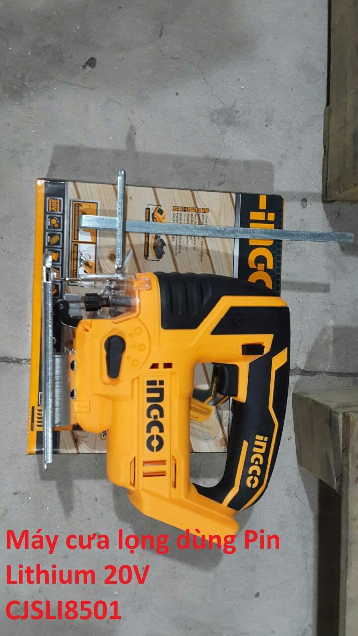 20V Máy cưa lọng dùng pin INGCO CJSLI8501