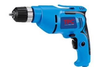 10mm Máy khoan 400W TPC 6106