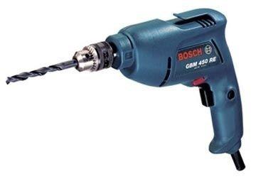 10mm Máy khoan 450W Bosch GBM 450 RE