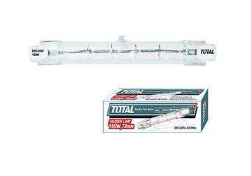 1000W Bóng đèn tiếp halogen Total TLP1110001