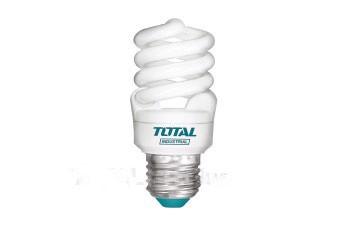 11W Bóng đèn compact xoắn ốc mini Total TLP51171