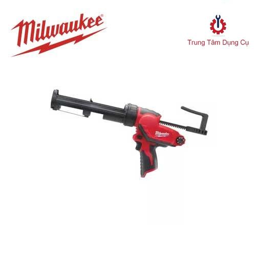 18V Thân Máy bắn keo Silicon pin Milwaukee M12 PCG/310C-0