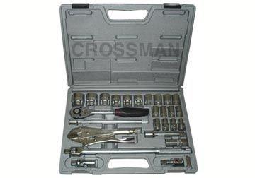 1/2″ Bộ tuýp 27 chi tiết Crossman 99-036W