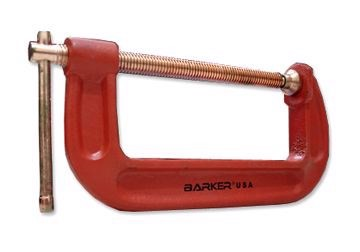 "6"" Cảo chữ C 68-606 Barker"