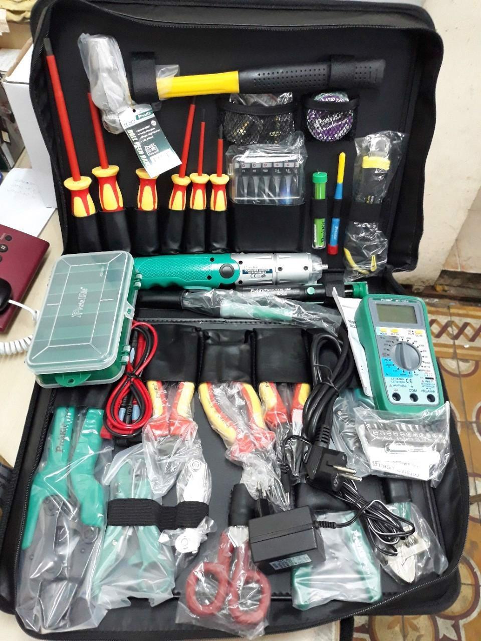 Bộ dụng cụ 30 chi tiết Pro'skit PK-4026BM