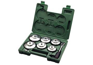 Bộ dụng cụ mở lọc dầu ô tô 8 chi tiết Sata 09-703 (09703)