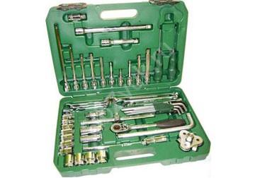 Bộ dụng cụ sửa chữa ô tô 50 chi tiết Sata 09-508 (09508)