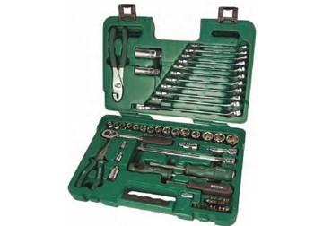 Bộ dụng cụ sửa chữa ô tô 56 chi tiết Sata 09-509 (09509)