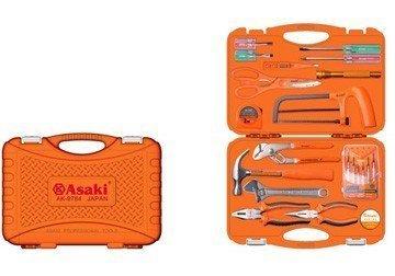 Bộ dụng cụ gia đình 24 chi tiết Asaki AK-9784