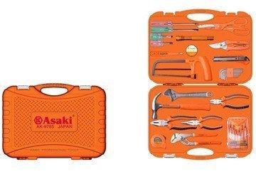 Bộ dụng cụ gia đình 34 chi tiết Asaki AK-9785