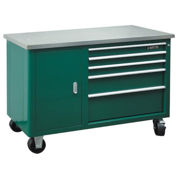 Tủ đồ nghề 5 ngăn 103 chi tiết SATA 95-208 (95208S)