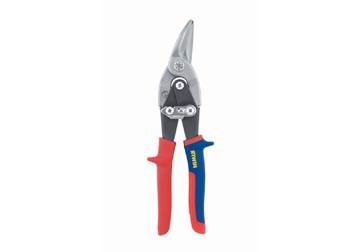 """8"""" Kéo cắt tôn mũi cong trái Irwin 10504315N"""