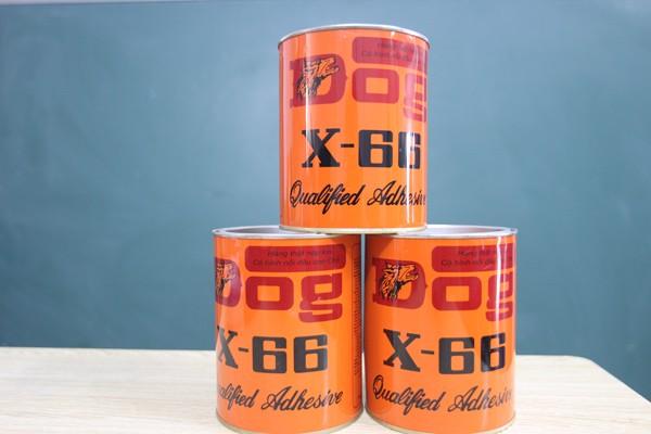 Keo dán đa năng Dog X-66 (600ml)