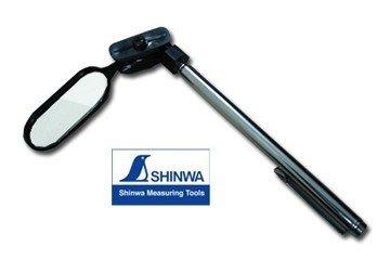 50x80mm Kính soi kỹ thuật Shinwa 75756