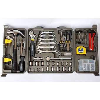 Bộ dụng cụ gia đình 160 chi tiết TechRite HTT0049